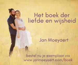 het boek der liefde en wijsheid - maart 2019 officiele launch